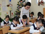 Học sinh ở Hà Tĩnh đi học trở lại từ ngày 17/2