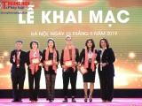 """Khai mạc cuộc thi """"Ngôi sao Thương hiệu Thẩm mỹ Việt Nam"""" lần thứ nhất 2019"""