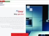 Mập mờ thương hiệu thiết bị bếp Canzy: Có đang lừa dối người tiêu dùng?