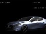 Mazda 3 Turbo 2021 thế hệ mới với động cơ tăng áp 2.5L