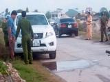 Nam Định: Phát hiện nam thanh niên tử vong trong ô tô