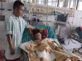 Nghệ An: Cháu bé 12 tuổi phải cắt cụt hai tay vì điện giật