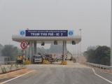Phú Thọ: Đã xác định được người đá vào xe ô tô trên cao tốc Nội Bài - Lào Cai