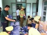 Quảng Bình: Bắt giữ số lượng lớn thuốc lá ngoại nhập lậu