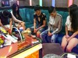 Quảng Nam: 22 nam nữ dương tính với ma túy tại quán karaoke