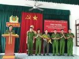 Thanh Hóa: Khen thưởng Công an huyện Tĩnh Gia sau khi phá chuyên án ma túy lớn