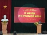 Thi tuyển công chức ở Lâm Đồng: Hàng loạt thí sinh trượt thành đậu