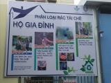 TP.HCM áp dụng công nghệ thu gom rác từ hộ gia đình