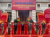 Triển lãm 10 nghìn cuốn sách về Đảng Cộng sản Việt Nam