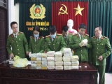 Triệt phá đường dây ma túy tại Nghệ An