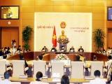 Uỷ ban Thường vụ Quốc hội cho ý kiến về 2 dự án luật