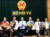 Viện KSND tối cao và Bộ Nội vụ điều động, bổ nhiệm cán bộ mới