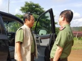 Vụ 3 bảo vệ rừng bị bắn chết: Thứ trưởng Bộ Công an vào hiện trường điều tra