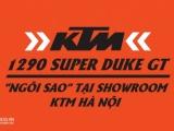 KTM 1290 Super Duke GT - Siêu mô tô thể thao đường trường ấn tượng tại Việt Nam
