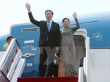Chủ tịch nước Trần Đại Quang và Phu nhân sang thăm chính thức Cộng hòa Cuba