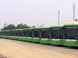 Hà Nội cấm nhiều phương tiện lấn làn khi xe buýt nhanh BRT hoạt động