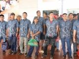 Indonesia trao trả 39 ngư dân Việt Nam bị bắt giữ