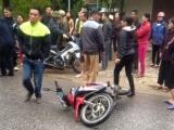 Nghệ An: Bí thư Đảng ủy xã bị xe buýt đâm tử vong