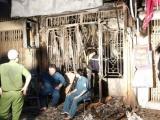 TP. HCM: Cháy nhà lúc đêm khuya, 2 vợ chồng, 3 con, 1 cháu cùng chết ngạt