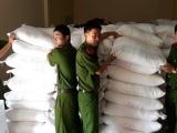 An Giang: Bắt giữ 32 tấn đường nhập khẩu không rõ nguồn gốc