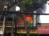 Hà Nội: Hai cửa hàng nội thất rực cháy giữa trưa