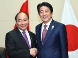 Thủ tướng Nhật Bản và Phu nhân thăm chính thức Việt Nam