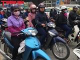 Thời tiết ngày 17/1: Không khí lạnh suy yếu ở miền Bắc, Nam Bộ mưa giông
