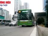 Mở thêm tuyến buýt nhanh Kim Mã - Hòa Lạc ngay trong quý 1/2017