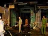 Cháy cửa hàng bán quan tài trong đêm, 4 người tử vong