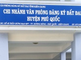 Kế toán Văn phòng đăng ký đất đai Phú Quốc tham ô hàng tỷ đồng