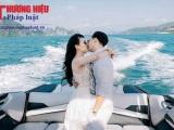 MC Thành Trung khoe bộ ảnh cưới cực kỳ lãng mạn
