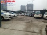 Phường Yên Hòa, Cầu Giấy, Hà Nội: Nhan nhản bãi trông xe trái phép