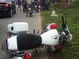 Thừa Thiên - Huế: Một CSGT bị xe tông tử vong trong khi làm nhiệm vụ