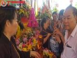 Hà Nội: Hàng nghìn Phật tử hoan hỉ kính mừng đại lễ Phật Đản 2017 tại chùa Trấn Quốc