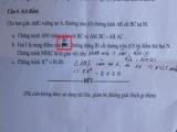 Sở Giáo dục và Đào tạo tỉnh Quảng Nam ra sai đề thi Toán lớp 9