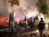 TP Hải Phòng: Cháy lớn ở cửa hàng vật liệu xây dựng, thiệt hại hàng chục tỷ đồng