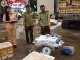 Thanh Hóa: Bắt giữ vụ vận chuyển 4,5 tấn nội tạng động vật đang phân hủy
