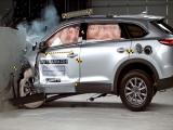 Mazda CX-9 2017 được đánh giá là một trong những mẫu xe an toàn nhất