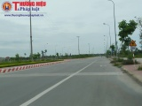 Thanh Hóa: Hàng loạt dự án giao thông trọng điểm chậm tiến độ