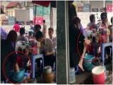 Có hay không sự việc 'lấy nước rửa chân pha trà đá' ở Hà Nội?
