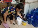 Hà Nội: Người dân Khu đô thị Đại Kim khốn đốn vì mất nước sinh hoạt