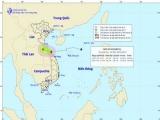 Chiều nay (25/7), bão số 4 đổ bộ vào Hà Tĩnh - Quảng Trị