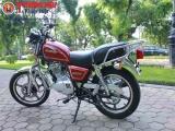 Suzuki GN125-2F 'huyền thoại một thời' tái xuất tại Việt Nam