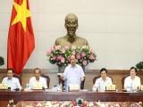Chính phủ thống nhất loạt giải pháp thúc đẩy tăng trưởng GDP