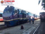 Còn độc quyền, đường sắt Việt Nam còn lạc hậu