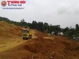 Thanh Hóa: Chính quyền làm ngơ trước tình trạng khai thác đất trái phép?