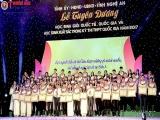 Nghệ An: Tuyên dương và trao thưởng cho hơn 140 học sinh xuất sắc