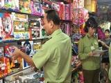Hà Nội: Tạm giữ số lượng lớn đồ chơi trẻ em không rõ nguồn gốc