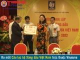 Ra mắt Câu lạc bộ Xăng dầu Việt Nam trực thuộc Vinasme