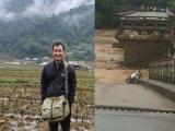 Tìm thấy thi thể phóng viên Đinh Hữu Dư cách cầu Thia gần 100km